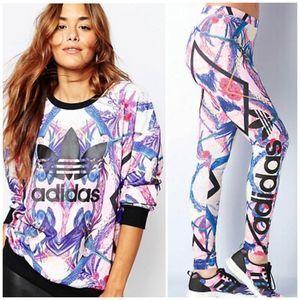 Adidas Florera Optic Bloom Set